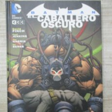 Cómics: BATMAN EL CABALLERO OSCURO - TERRORES NOCTURNOS - DC COMICS - TAPA DURA - MUY BUEN ESTADO. Lote 137552530