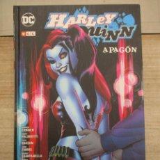 Cómics: HARLEY QUINN Nº 2 - APAGON - DC COMICS - ECC - TAPA DURA - MUY BUEN ESTADO. Lote 137553342