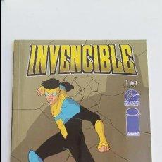 Cómics: INVENCIBLE. 1 DE 2. KIRKMAN WALKER CRABTREE. ALETA EDICIONES. W. Lote 137604350