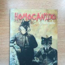 Cómics: HOMOCANIDO (ALETA). Lote 137628661