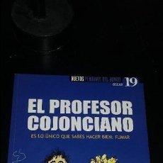 Cómics: EL JUEVES PENDONES DEL HUMOR 19, PROFESOR COJONCIANO: LO ÚNICO QUE SABES HACER: FUMAR, TAPA BLANDA. Lote 137685142