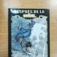Cómics: DESPUES DE LA SEÑAL (VICENTE CIFUENTES) (ALETA). Lote 206356665
