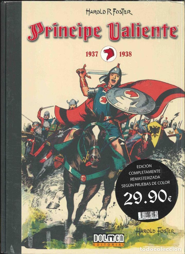 PRÍNCIPE VALIENTE Nº 1 EDITORIAL DOLMEN (Tebeos y Comics - Comics otras Editoriales Actuales)