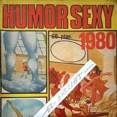 Cómics: COMIC HUMOR SEXY - 1980 -. Lote 137786466