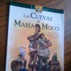 Cómics: LAS CUEVAS DE MARÍA MOCO. RAFAEL MARIN. ANTONI ROMERO. 12 DEL DOCE. RÚSTICA. DIFICIL. Lote 137790938