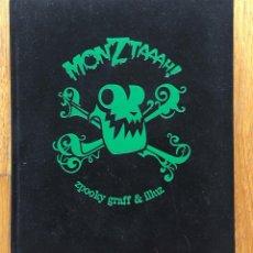 Cómics: MONZTAAAH GRAFF & ILLUZ BELIO. Lote 262164555