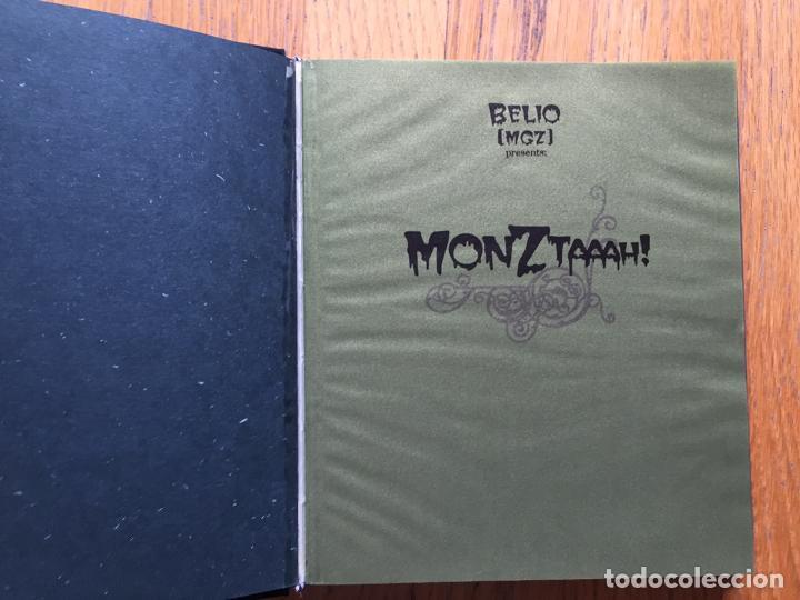 Cómics: MONZTAAAH GRAFF & ILLUZ BELIO - Foto 2 - 262164555