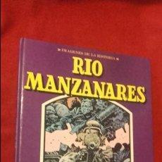 Cómics: RIO MANZANARES - COL. IMAGENES DE LA HISTORIA 2 - A. H. PALACIOS - ED, IKUSAGER - CARTONE. Lote 137906742
