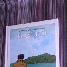 Cómics: BLANQUITO, J. A. ÁVILA-M. VIÑUALES. EDICIONES GP 2013 TAPAS DURAS. Lote 137951950