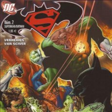 Cómics: COMIC- SUPERMAN BATMAN Nº 2 DC COMICS PLANETA. Lote 137964650