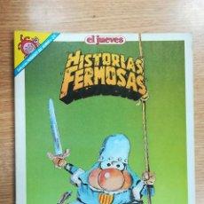 Cómics: HISTORIAS FERMOSAS (PENDONES DEL HUMOR #54). Lote 137972113