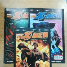 Cómics: X-MEN EL FIN LIBRO UNO SOÑADORES Y DEMONIOS COLECCION COMPLETA (3 NUMEROS). Lote 137972416