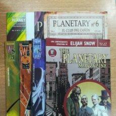 Cómics: PLANETARY VOL 2 COLECCION COMPLETA (8 NUMEROS). Lote 137973057