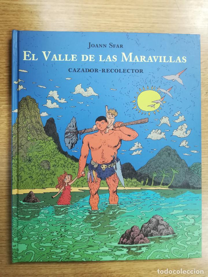 EL VALLE DE LAS MARAVILLAS CAZADOR-RECOLECTOR (JOANN SFAR) (SINS ENTIDO) (Tebeos y Comics - Comics otras Editoriales Actuales)