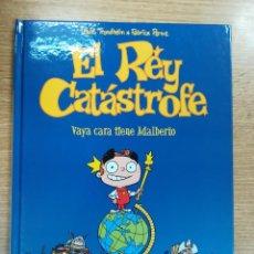 Comics: EL REY CATASTROFE VAYA CARA TIENE ADALBERTO (ASTIBERRI). Lote 137975565