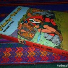 Cómics: PRÍNCIPE VALIENTE TOMO Nº 7, RETORNO A THULE. BURU LAN 1973. MUY BUEN ESTADO Y DIFÍCIL.. Lote 138099582
