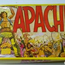 Cómics: APACHE .COLECCIÓN COMPLETA FACSÍMIL .56 CÓMICS ED.STUDIO.. Lote 147077712