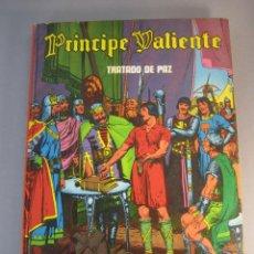 Cómics: EL PRÍNCIPE VALIENTE. TOMO II, TRATADO DE PAZ - ED. BURU LAN / BURULAN, AÑO 1972 PAG 160. Lote 138232490