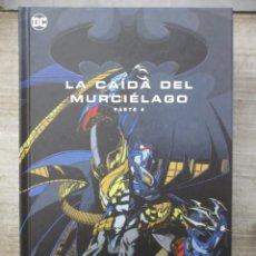Cómics: BATMAN / SUPERMAN - LA CAIDA DEL MURCIELAGO - PARTE 4 - SALVAT - ECC - DC COMICS. Lote 138232954