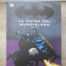 Cómics: BATMAN / SUPERMAN - LA CAIDA DEL MURCIELAGO - PARTE 3 - SALVAT - ECC - DC COMICS. Lote 138233494