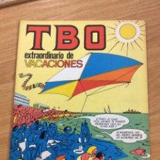 Cómics: TBO EXTRAORDINARIO DE VACACIONES. Lote 295336928