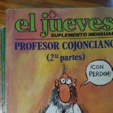 Cómics: LOTE DE REVISTAS EL JUEVES. Lote 138608382