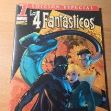 Cómics: LOS 4 FANTASTICOS 1 EDICIÓN ESPECIAL JULIO 2006. Lote 138685502