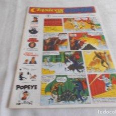 Cómics: CLÁSICOS DEL COMIC Nº 6. Lote 138698362