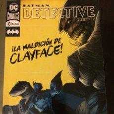 Cómics: BATMAN DETECTIVE COMICS 10. Lote 138698662