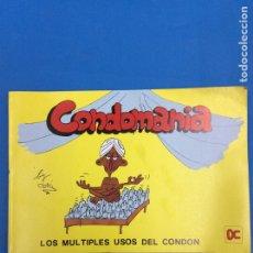 Comics : CONDOMANIA. Lote 138791082