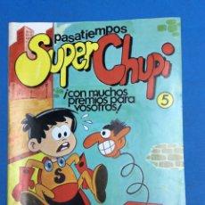 Cómics: SÚPER CHUPI. Lote 138801804