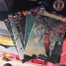 Cómics: LOTE DE 6 COMIC MANHUNTER DC, NÚMEROS :7,8,6,9,4,3. PLANETA DE AGOSTINI . Lote 138844414