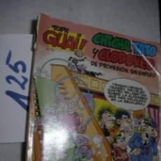 Cómics: ANTIGUO COMIC - CHICHA, TATO Y CLODOVEO. Lote 138908146