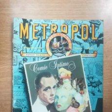 Cómics: METROPOL #8. Lote 139141906