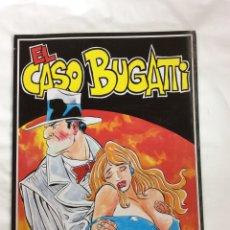 Cómics: EL CASO BUGATTI. Lote 139151826