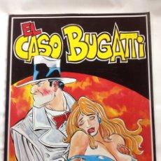 Cómics: EL CASO BUGATTI. Lote 139157598