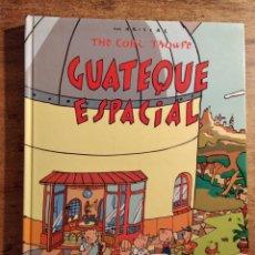 Cómics: THE COBI TROUPE . GUATEQUE ESPACIAL . POR JAVIER MARISCAL . PLAZA & JANES 1991 .. Lote 139199046
