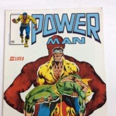 Cómics: POWER MAN 10. VÉRTICE. IMPECABLE. Lote 139317654