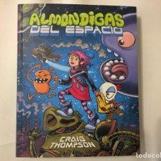 Cómics: ALMÓNDIGAS DEL ESPACIO - CRAIG THOMPSON - ASTIBERRI 2015. Lote 139341318