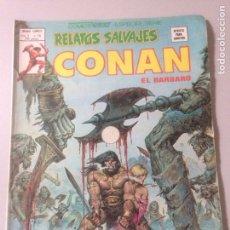 Cómics: CONAN - RELATOS SALVAJES - N. 79. Lote 139419929