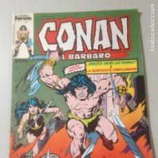 Cómics: COMIC CONAN EL BARBARO N 7. Lote 139420269