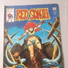 Cómics: COMIC RED SONJA - Nº 10 VOL.1. Lote 139420724
