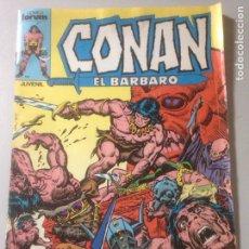 Cómics: CONAN NRO 10. Lote 139420997