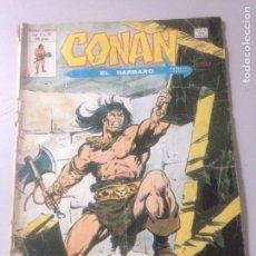 Cómics: CONAN EL BARBARO. MUNDI COMICS. VOL 2. Nº 39 . BURYAT SITIADA. EDICIONES VERTICE.. Lote 139478413