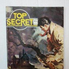 Cómics: TOP SECRET N 2. EDITORIAL EPESA. Lote 139549962