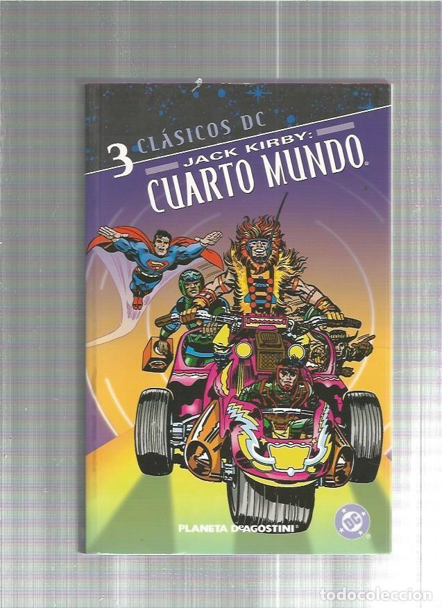 clasicos dc cuarto mundo 3 - Kaufen Alte Comics und Tebeos in ...