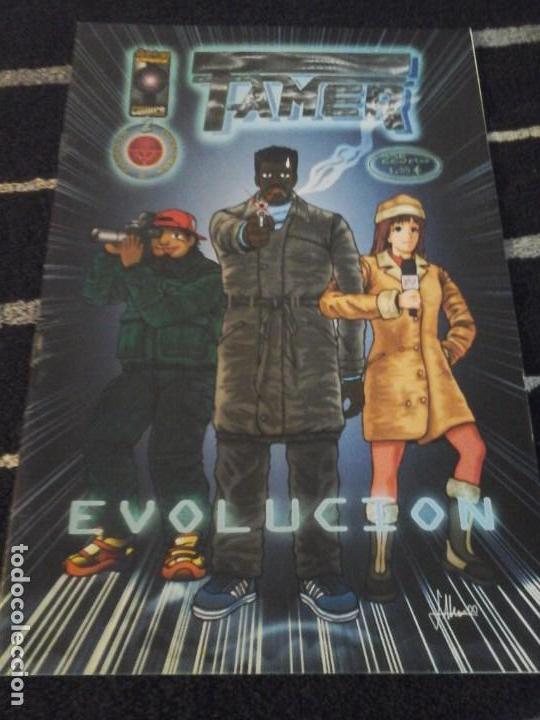 TAMER N.2 (Tebeos y Comics - Comics otras Editoriales Actuales)
