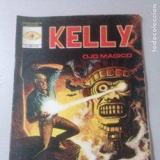 Cómics: COMIC KELLY OJO MAGICO Nº1. PRIMERA EDICIÓN. MUNDICOMICS.. Lote 139760729