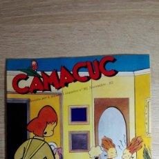Cómics: LOTE 3 REVISTAS CAMACUC Nº 90-231-237 (AÑOS 1993 A 2008).MUY BUEN ESTADO.EN VALENCIÀ.. Lote 139767726