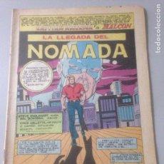 Cómics: LA LLEGADA DEL NÓMADA. Lote 139768934